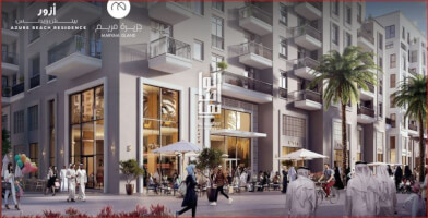 Apartments for Sale in Al Khan, Sharjah