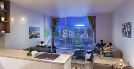 Apartments for Sale in Downtown Jebel Ali