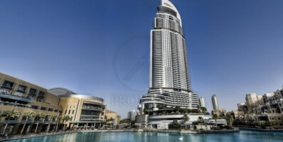 Residential Penthouse for Sale in The Address Sky View Tower 2, Buy Residential Penthouse in The Address Sky View Tower 2