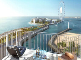 Residential Full Floor for Sale in DEC Tower 2, Buy Residential Full Floor in DEC Tower 2