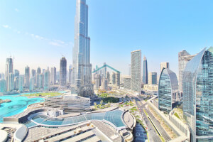 Residential Apartment for Sale in The Address Dubai Mall, Buy Residential Apartment in The Address Dubai Mall