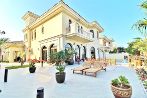 Villas for Sale in Garden Homes Frond F