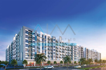 Apartments for Sale in International City