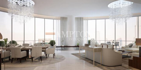 Residential Full Floor for Sale in The Address Fountain Views 1, Buy Residential Full Floor in The Address Fountain Views 1