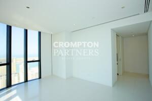 سكني شقة للإيجار في مركز التجارة العالمي, تأجير سكني شقة في مركز التجارة العالمي
