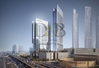 Residential Properties for Sale in BLVD Heights Tower 2, Buy Residential Properties in BLVD Heights Tower 2