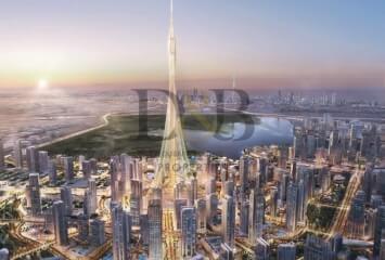 Apartments for Sale in Dubai Creek Harbour