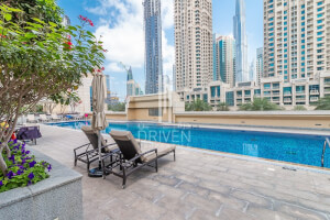 Apartments for Rent in Claren Tower 1
