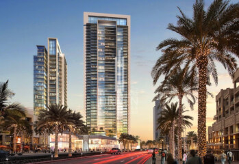 Apartments for Sale in Boulevard Central