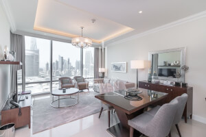 Residential Apartment for Sale in The Address Residence Fountain Views, Buy Residential Apartment in The Address Residence Fountain Views