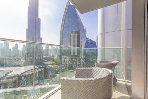 Residential Hotel Apartment for Sale in The Address The Blvd, Buy Residential Hotel Apartment in The Address The Blvd