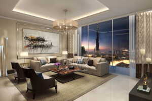 Residential Penthouse for Sale in The Address Residences Dubai Opera Tower 2, Buy Residential Penthouse in The Address Residences Dubai Opera Tower 2