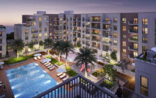 Luxurious Waterfront 1 BR apartment in Sharjah