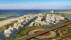 Chic 3 BR apartment on Maryam Island, Sharjah