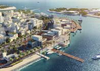 Waterfront studios on Maryam Island, Sharjah