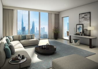 Residential Penthouse for Sale in Boulevard Central Towers, Buy Residential Penthouse in Boulevard Central Towers