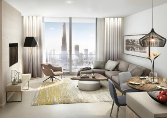 Residential Apartment for Sale in VIDA Residences Dubai Mall, Buy Residential Apartment in VIDA Residences Dubai Mall