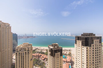 Loft Apartment for Sale in Jumeirah Beach Residences, Buy Loft Apartment in Jumeirah Beach Residences