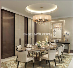 Residential Penthouse for Sale in Burj Views A, Buy Residential Penthouse in Burj Views A