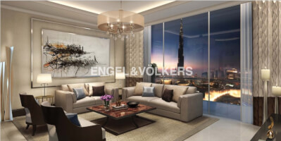Residential Apartment for Sale in The Address Residence Fountain Views 2, Buy Residential Apartment in The Address Residence Fountain Views 2