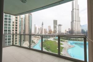 سكني عقارات للإيجار في داون تاون دبي, تأجير سكني عقارات في داون تاون دبي