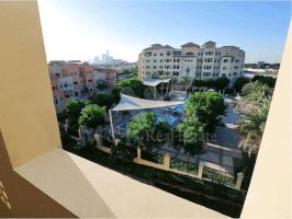 Spacious 3 BHK   Al Badia Residences   1-Month Free
