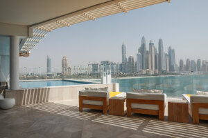 Penthouses for Rent in The Palm Jumeirah, Dubai