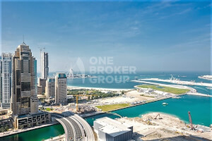 Full Floors for Sale in Marina Arcade Tower