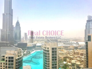 Residential Hotel Apartment for Sale in The Address Residences Dubai Opera Tower 1, Buy Residential Hotel Apartment in The Address Residences Dubai Opera Tower 1