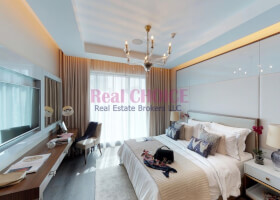 Residential Penthouse for Sale in The Address Sky View Tower 1, Buy Residential Penthouse in The Address Sky View Tower 1
