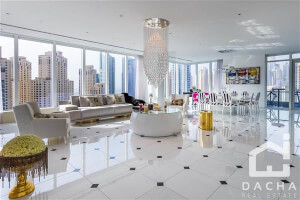 Residential Penthouse for Sale in Silverene Tower A, Buy Residential Penthouse in Silverene Tower A