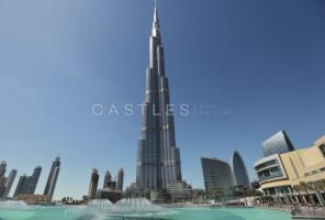 Residential Apartment for Sale in Burj Khalifa, Buy Residential Apartment in Burj Khalifa