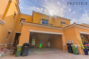 Villas for Rent in Palmera 4