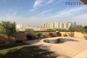Villas for Rent in Jumeirah Golf Estates, Dubai