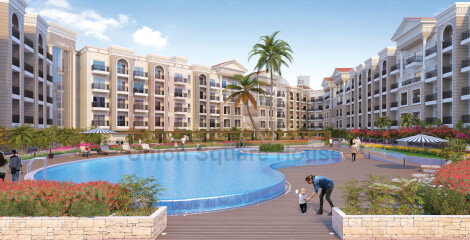 Residential Apartment for Sale in Resortz By Danube, Buy Residential Apartment in Resortz By Danube