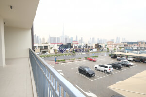 2 BR + Maids Room   Last Unit with Balcony