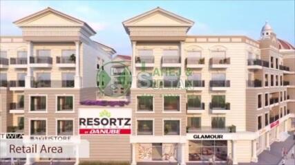 Amazing Furnished1 Bed room In Arjan Resortz For Sale
