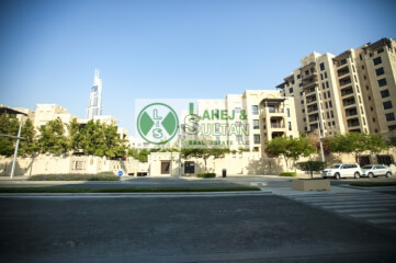 Investor Deal | Buy 1 bed with separate Garden in Downtown - Dubai