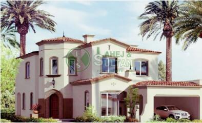 Best Payment Plan 5 B/R + Maid Villa in Arabian Ranches