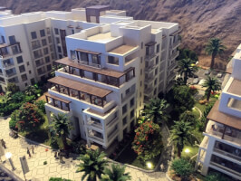 An Elegant apartment in the center of nature in Fujairah-2 bedroom...