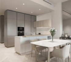 MONTHLY PAYMENT PLAN | FURNISHED KITCHEN | AL MAMSHA.