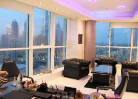 Furnished | Canal+Burj Khalifa View - No Commission