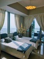 Luxury Furnished | 3 bedroom | Full sea view