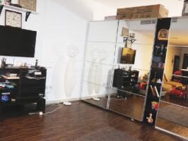 Semi-Furnished | Studio | Close to Park