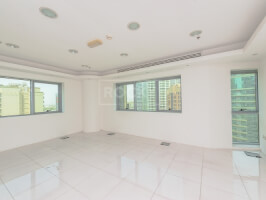 Ready To Move   Fitted with 6 Glass Partition   Tameem House