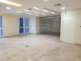 Fitted | with Partition | Latifa Tower