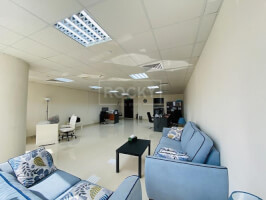 Fitted Office | Close to Metro | Lake view | JLT
