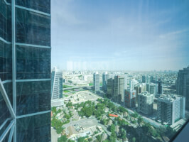 Spacious Fitted | Corner Unit | The One Tower