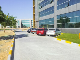 Sapcious Fitted Office Space for Sale in DIP