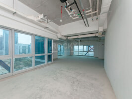 Full Floor   On High Floor   Direct Access from Metro   The One Tower